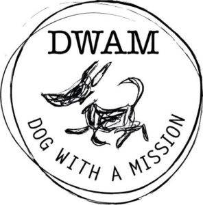 Logo van DWAM - Dog With A Misson